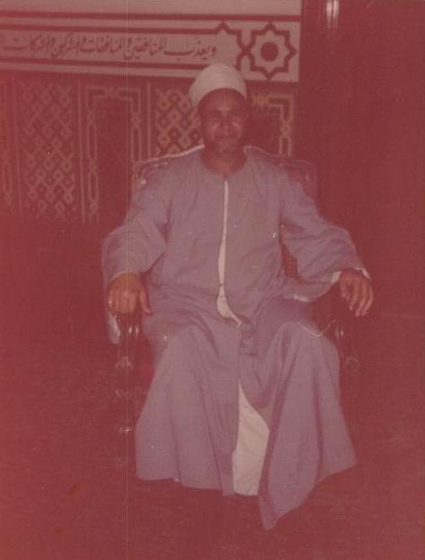 الشيخ أبو بكر عبد العليم