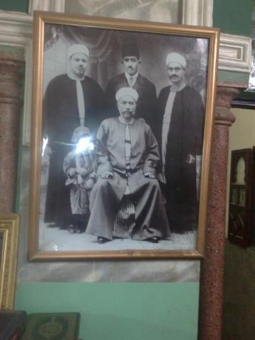 الشيخ الدومي