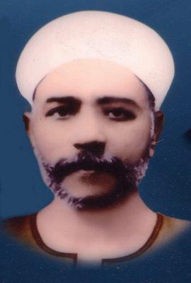 فضيلة الشيخ عبد الجواد الدومى